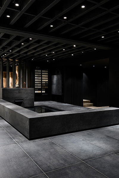 Iris Ceramica Group Showroom -  London