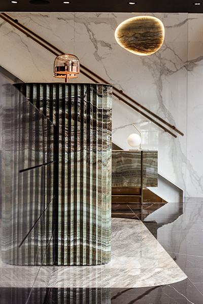Iris Ceramica Group Showroom -  Milan