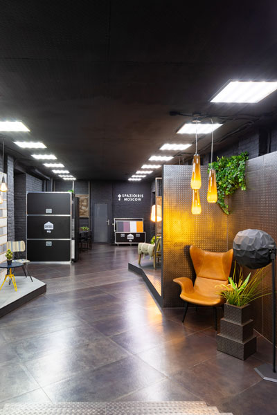 Iris Ceramica Group Showroom -  Russia
