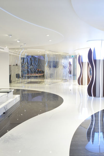 Iris Ceramica Group Showroom -  Spain