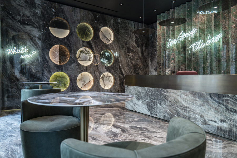 Official opening of the new Iris Ceramica Group flagship store in Milan