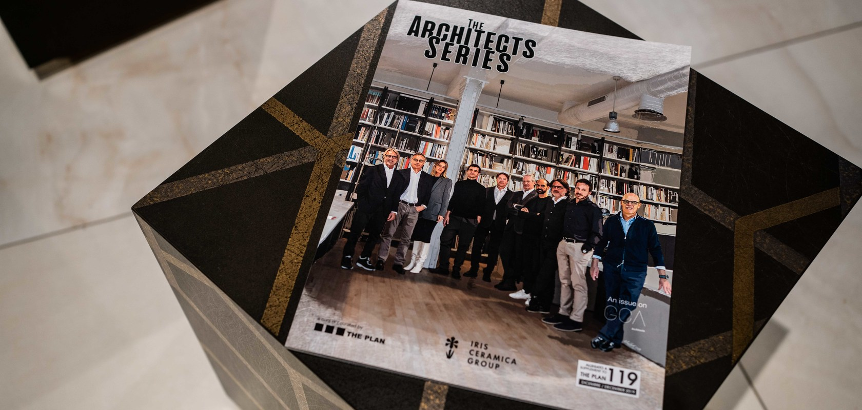 THE ARCHITECTS SERIES – A DOCUMENTARY ON: GCA Architects